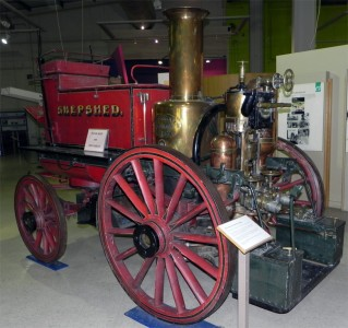 Shepshed, Shand Mason & Co, 1880 год