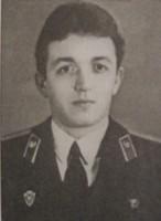 Лейтенант Кибенок Виктор Николаевич