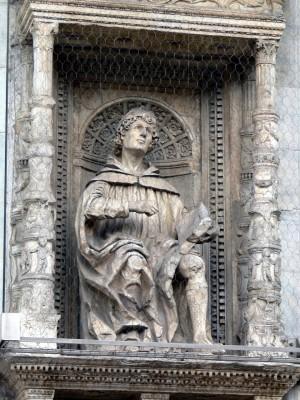 Статуя Плиния Младшего