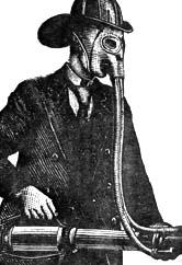 Дымовая маска Мерримана, 1892 год