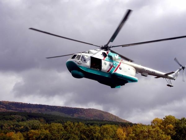Вертолет Ми-14