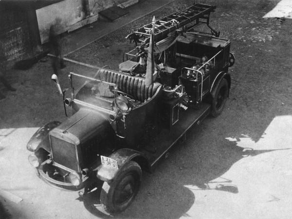 Пожарная линейка Я-3