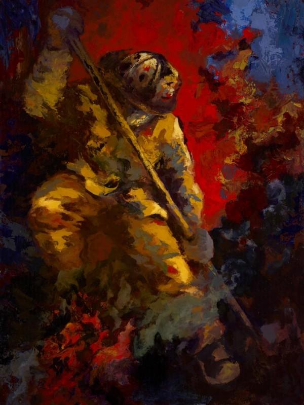 Том Хатчинсон. Пожарный (США)