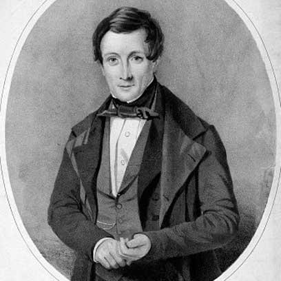 Английский изобретатель Уильям Генри Филипс