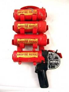 Огнетушащий пистолет Antifyre