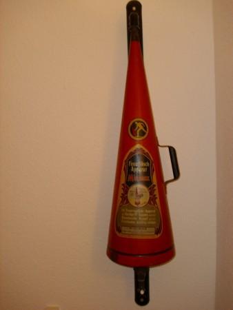 Огнетушитель Minimax Spitz