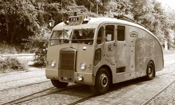 Пожарная автоцистерна Leyland Titan, Великобритания, 1953 год