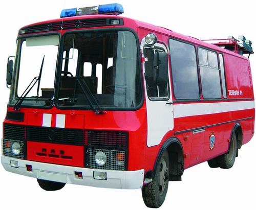 Пожарный автомобиль дымоудаления АД -90-22