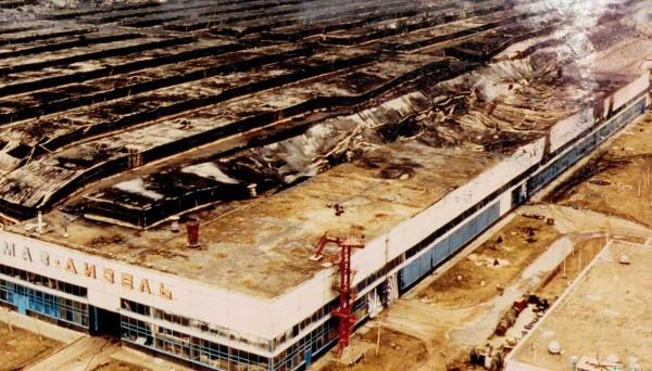 Пожар на заводе КАМАЗ последствия
