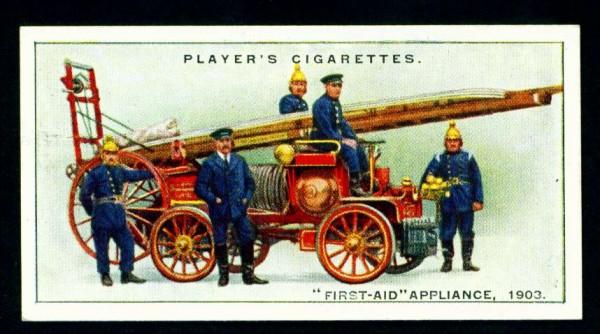 Автомобиль первой помощи, 1903 год