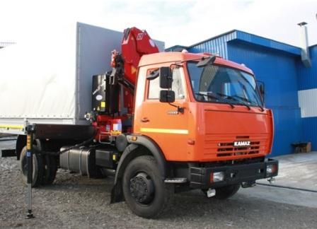 КамАЗ-43253-101