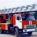 Пожарные автолестницы и подъемники