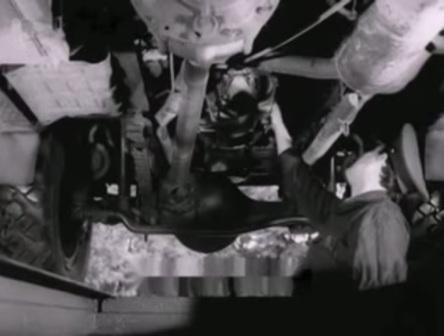 Проведение ТО пожарным автомобилям