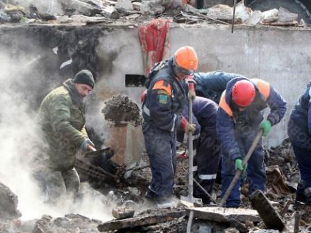 Проведение спасательных работ