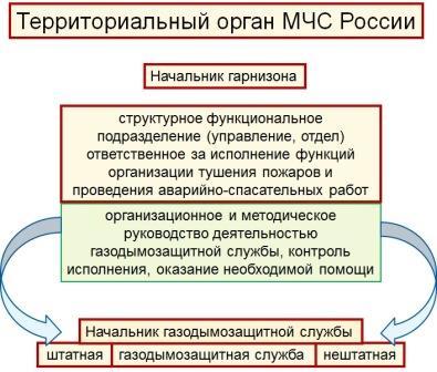 Территориальный орган МЧС России