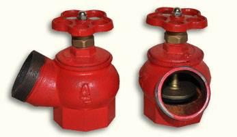 Пожарный клапан DU-65