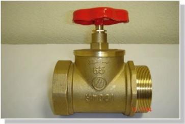Пожарный клапан KPK-65