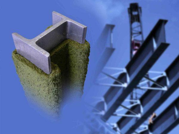 Покрытие металлической конструкции