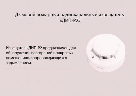 ДИП-Р2 радиоканальный