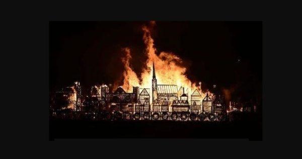 Пожары в Амстердаме, 1421 и 1452 годы