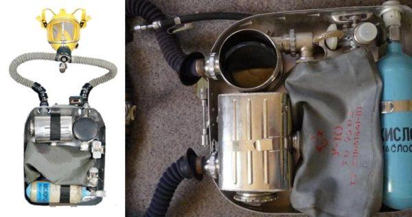 УРАЛ-10 дыхательный аппарат