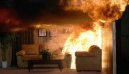 5 ошибок при пожаре